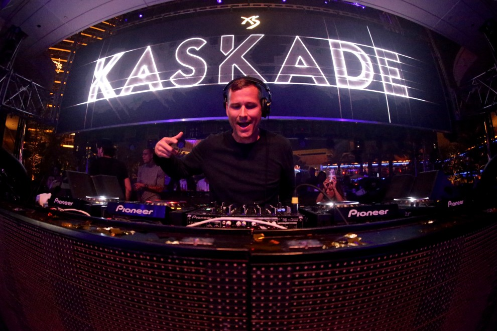 Kaskade Confirms Redux Show at EDC Vegas