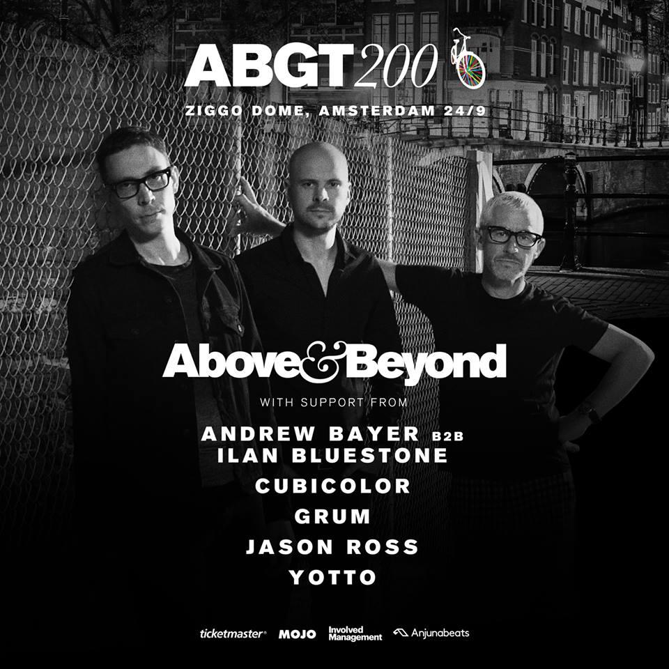 ABGT 200 Lineup