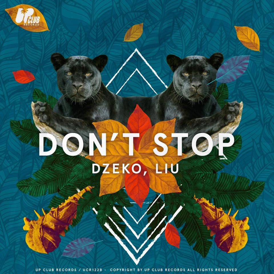 dzeko, liu, don't stop